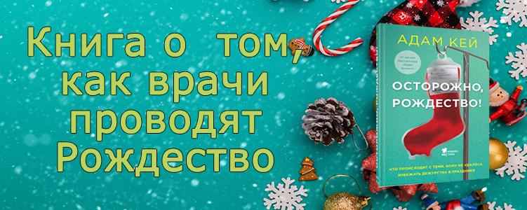 Кей А. Осторожно, Рождество!