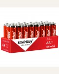 Батарейка SmartBuy AA (LR06) алкалиновая, OS24