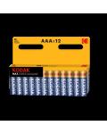 Батарейка Kodak LR03 алкалиновая КЗА