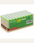 Батарейка GP Super AAA (LR03) 24A алкалиновая, SB10 (увеличенная фасовка)