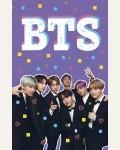 Блокнот BTS. K-POP. Главные книги о корейской культуре