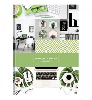 Бизнес-блокнот А4 80л., OfficeSpace