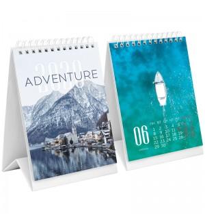 Календарь-домик 105*170мм, OfficeSpace