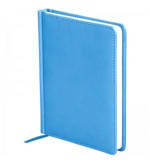 Ежедневник недатированный, A6, 136л., кожзам, OfficeSpace