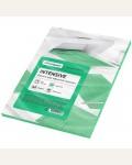 Бумага цветная OfficeSpace intensive А4, 80г/м2, 50л. (зеленый)