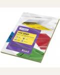 Бумага цветная OfficeSpace deep mix А4, 80г/м2, 100л. (4 цвета)