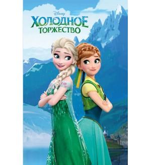 Холодное торжество. Disney. Любимые мультфильмы. Книги для чтения