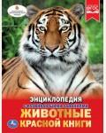 Волцит П. Животные красной книги. Энциклопедия с развивающими заданиями