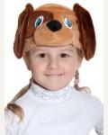 Карнавальная маска-шапка