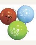 Воздушные шары,  25шт., М14/36см, ПатиБум