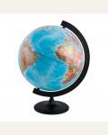 Глобус политический Глобусный мир, 32см, на круглой подставке