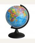 Глобус политический Глобусный мир, 21см, на круглой подставке