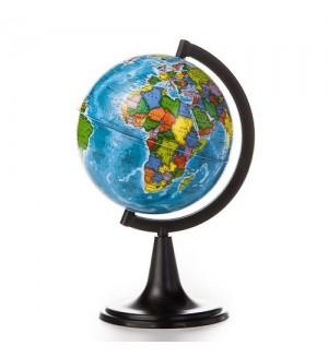 Глобус Земли политический, 120 мм