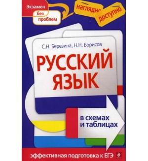 Березина С. Борисов Н. Русский язык в схемах и таблицах. Наглядно и доступно