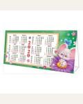 Календарь-домик производственный
