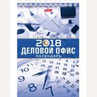 Календарь-домик настольный на 2018г, Стандарт
