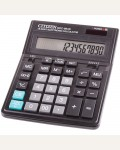 Калькулятор настольный SDC-664S 16 разрядов, двойное питание, 153*199*31 мм, черный