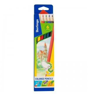 Карандаши цветные Berlingo