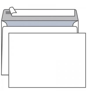 Конверт C4, KurtStrip, 229*324мм, б/подсказа, б/окна, отр. лента, внутр. запечатка