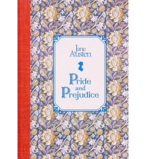 Остен Д. Гордость и предубеждение = Pride and Prejudice. Читаю иллюстрированную классику в оригинале