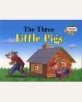 Наумова Н. Три поросенка. The Three Little Pigs. 1 уровень. Читаем вместе
