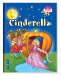 Карачкова А. Золушка. Cinderella (на английском языке). 3 уровень. Читаем вместе
