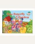 Благовещенская Т. Бабочка Алина в огороде. Aline-Butterfly in the Garden (на английском языке). 1 уровень. Читаем вместе