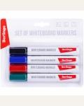 Набор маркеров для белых досок Berlingo
