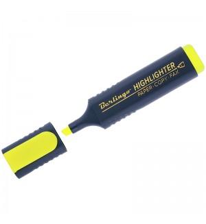 Текстовыделитель желтый, 1-5мм