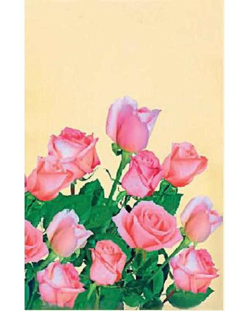 Прикольные новым, открытка с цветами без надписи вертикально