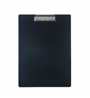 Планшет с зажимом, А4, черный