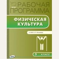Авдеева О. Физическая культура. Программа к УМК Матвеева А. 5 класс. ФГОС