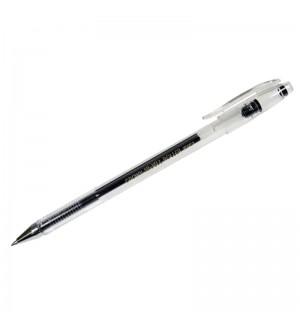 Ручка гелевая CROWN HJR-500 черная, 0,5мм