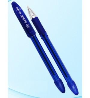 Ручка шариковая синяя на масляной основе, 0,7 мм