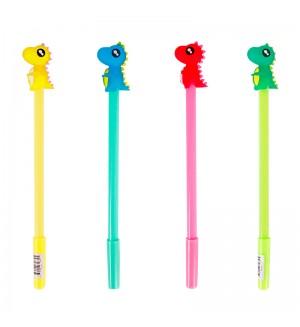 Ручка гелевая с топпером