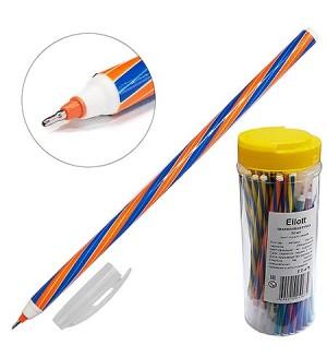 Ручка шариковая синяя, 0,5мм