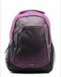 Рюкзак молодежный Grizzly RU-601-2/9, цвет: фиолетовый