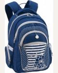 Рюкзак школьный Erich Krause Silver Dream. цвет: синий