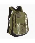 Рюкзак молодежный Grizzly RU-601-3/4, цвет: хаки