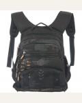 Рюкзак Grizzly RU-501-2/3, цвет черный