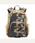 Рюкзак городской мужской Grizzly RU-604-1/2, цвет: серо-бежевый