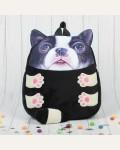 Мягкий рюкзак-игрушка