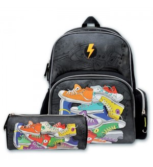Набор школьный: рюкзак + пенал