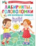Дмитриева В. Лабиринты и головоломки для маленьких умников. 100 головоломок для малышей