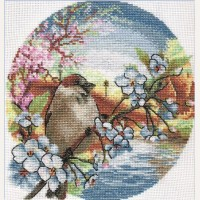 Набор для вышивания Panna ПТ-0164 «Теплый ветерок»