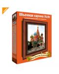 Объемный постер Vizzle «Собор Василия Блаженного», 29,5х35,5 см