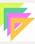 Треугольник 45°, 7см Стамм